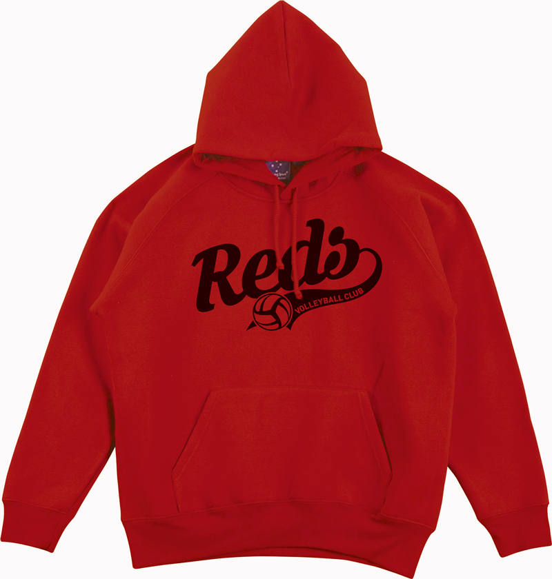 Reds Hoodies - get your orders in ASAP