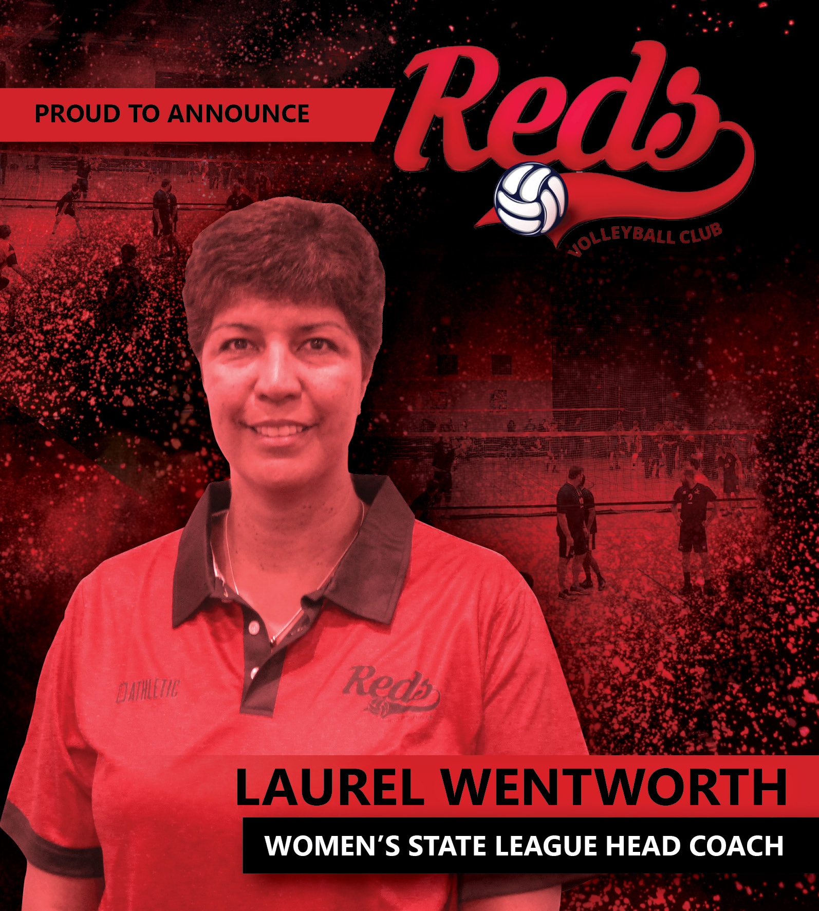 Laurel Wentworth - Women's State League Head Coach