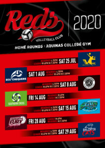 Reds Home Rounds 2020
