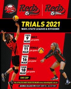 2021 Trials
